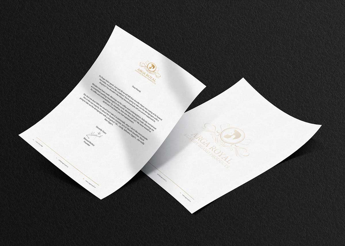 carta Arga Royal