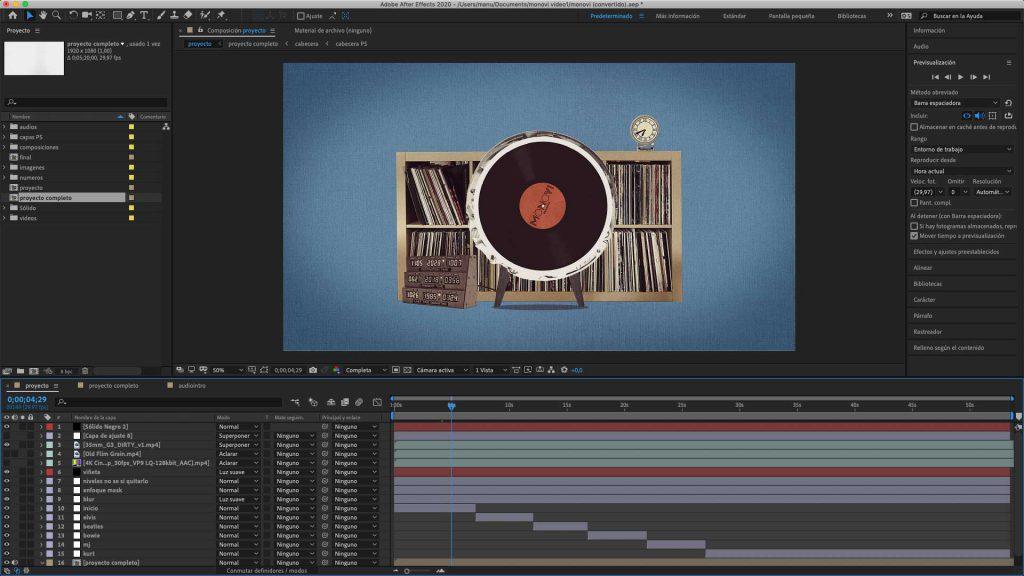 proyecto monovi records