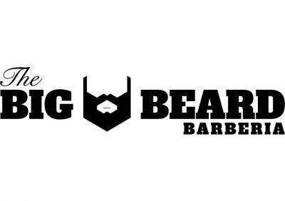 the big beard logotipo