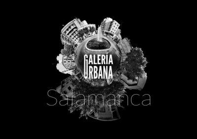 galeria urbana de Salamanca logotipo